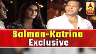 Salman-Katrina Exclusive Interview On Their Upcoming Film Bharat   ABP News
