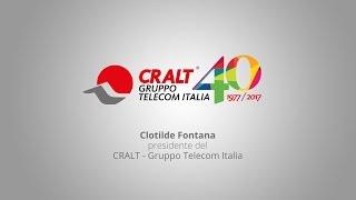 Clotilde Fontana - presidente Cralt Gruppo Telecom Italia
