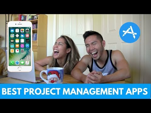 BEST ORGANIZATION APPS - Free Project Management & Productivity Apps for iPhone