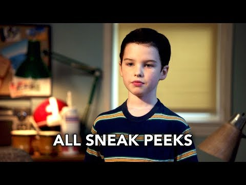 Young Sheldon 1x09 All Sneak Peeks
