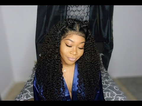 I Got A Lace Frontal Sew In   Intense Beaute: COIL CRUSH