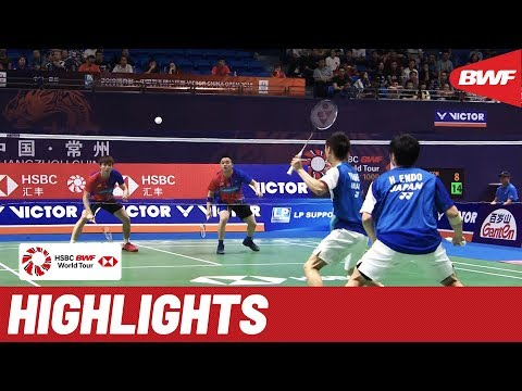 Xxx Mp4 VICTOR China Open 2019 Round Of 32 MD Highlights BWF 2019 3gp Sex