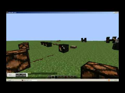 Minecraft Easy Redstone: How To Make A Night Lamp