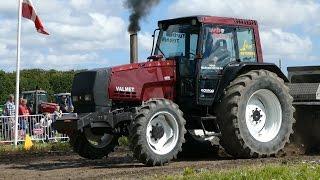 Valtra & Valmet 905, 8100 & 8200 | Tractor Pulling Denmark