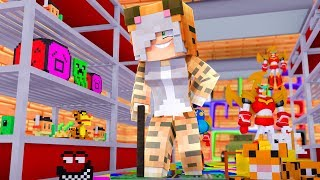 Minecraft Daycare - GRANDMA TINA !? (Minecraft Roleplay)