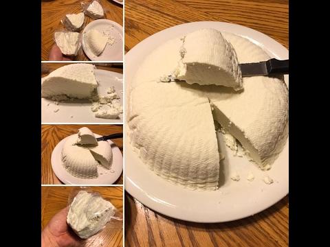 How I make Queso Fresco/fresh cheese 3, INGREDIENT RECIPY