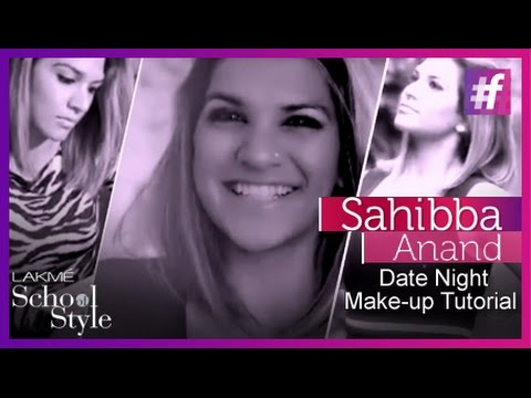 Quick and Easy Date Night Make-up Tutorial | #fame School Of Style