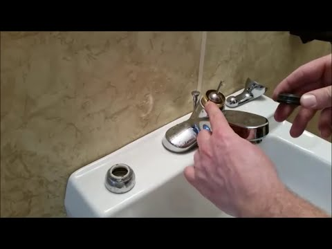 How To Rebuild A Delta Single Handle Faucet