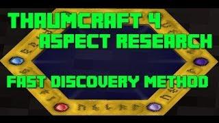 Thaumcraft 4 1 - Research Duplication, Primal Charm, Magic