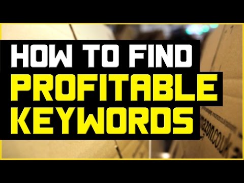 Kindle Publishing: How To Find Profitable Keywords For Your Amazon Ebooks