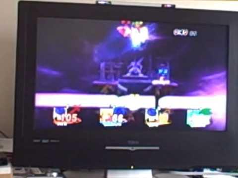 Super Smash Bros. Brawl Great Aether/ Spear Pillar Glitch