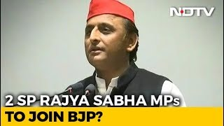 Download 1 Down, 2 More To Go? Akhilesh Yadav's Loss Is BJP's Gain In Rajya Sabha Video