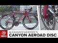 Alexander Kristoffs Canyon Aeroad CF SLX Disc Tour De France 2017