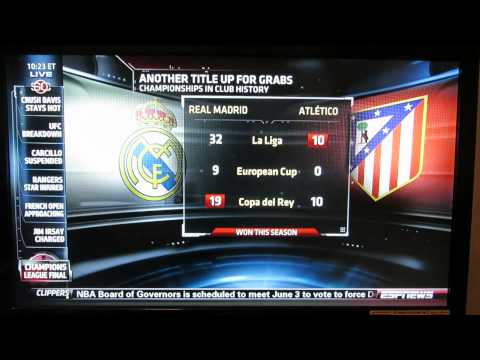 ESPN anchor epic fail on UEFA soccer