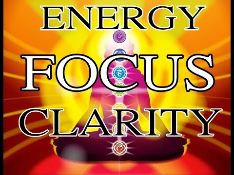 Guided Meditation for Energy, Focus, Clarity, Motivation