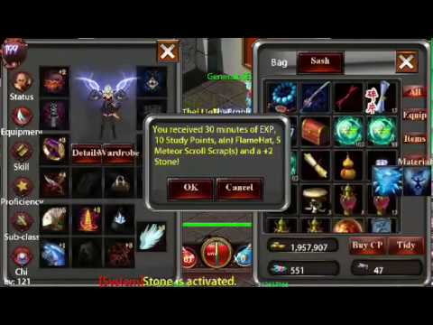 Quest on Conquer Online Mobile