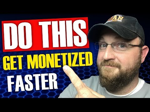 How to Get Reviewed for Monetization Automatically