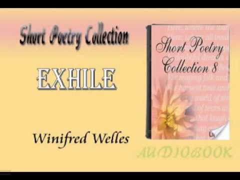 Exhile Winifred Welles Audiobook Short Poetry