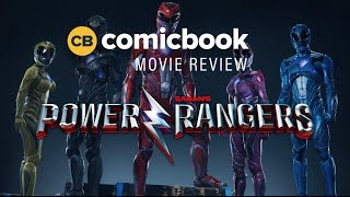 ComicBook Movie Review: POWER RANGERS