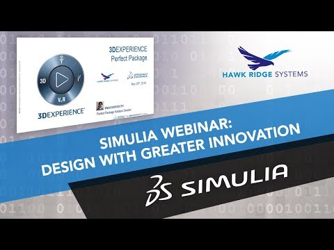 SIMULIA Abaqus Webinars: Design with Greater Innovation