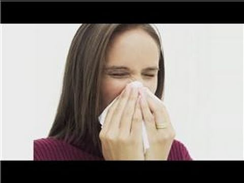 Natural Winter Illness Remedies : How to Get Rid of Mucus in the Throat