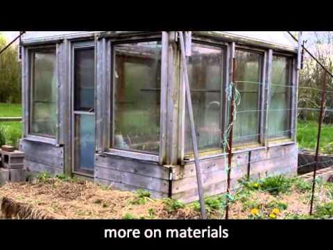Food Security & Food Quality: Pyramid Greenhouse