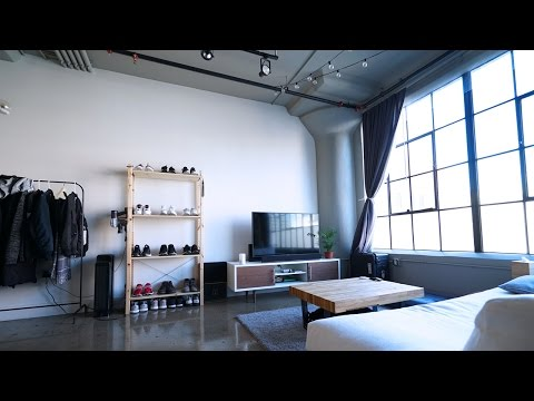 Wah's Apartment Tour | WahlieTV