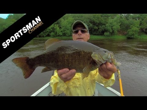 Doug Stange Reveals Secrets for Catching Smallmouth Bass!