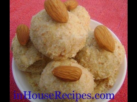 Til Laddu/Til Bhugga www.inHouseRecipes.com