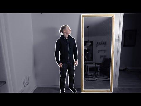 Mirror Frame Build (Rustic)