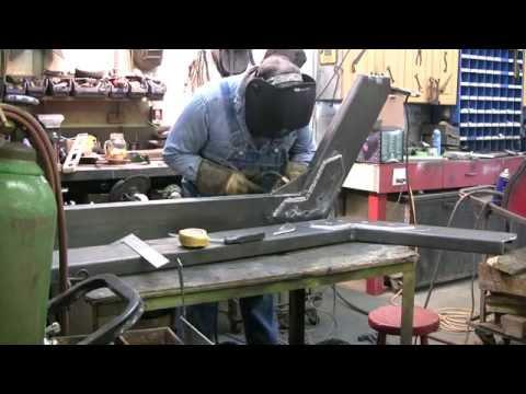 Lets Build a Rat Rod #17 - I've been Framed