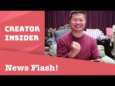 YouTube Updates Newsflash 5/22/18!