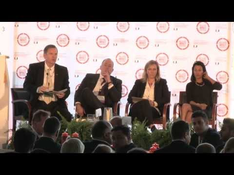Think Differently! Innovation, Entrepreneurship and Leadership in Commercial Real Estate