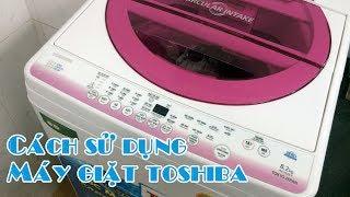 Download Hướng Dẫn Sử Dụng máy Giặt Toshiba từ 7 đến 9 kg Video