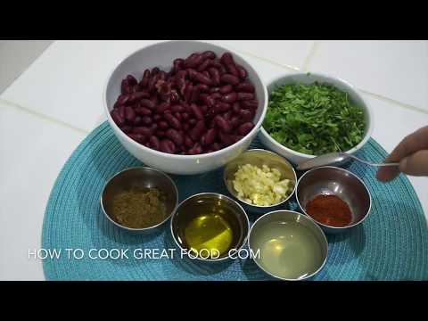 🍅 🍆 Red Bean Hummus - Dip Pate Vegan Recipe