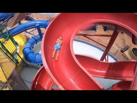 Lego Water Park Slides Family Fun Time