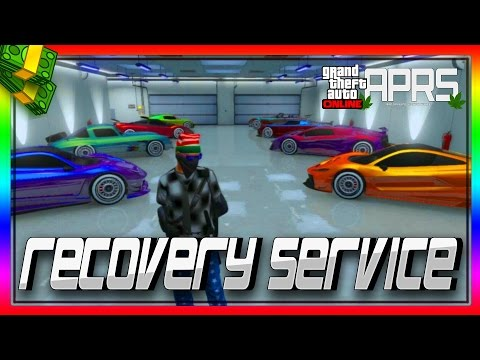 GTA 5 ONLINE: 1 26/1 30 RECOVERY SERVICE PROOF