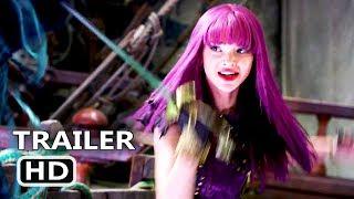 """DESCENDANTS 2 """"MAL & UMA Swords Fight !"""" Sneak Peek (2017) Disney Teen Movie HD"""