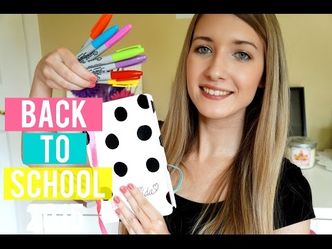 Achats de fournitures scolaires | BACK 2 SCHOOL 2015