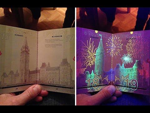 The Canadian Passport Reveals its Dark Secrets