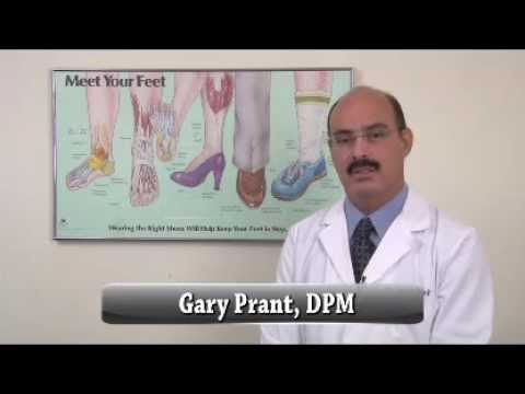 Gary Prant Laser Therapy for Fungal Toenails.wmv