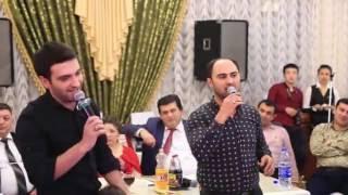 Kazaxstan Astana Vasif Ezimov-Asif Meherremov-Deyisme+popuri+muzikalni-Vasifin toyu