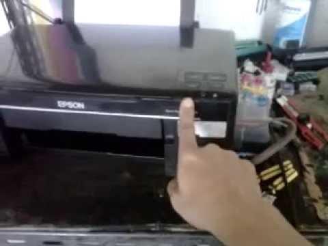 Epson  printer Tx 121 SERVICE REQUARED