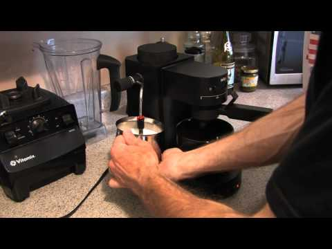 How to Make a Perfect Cafe Latte at Home