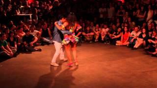 Forró de Domingo Festival 2013 - Daiara & Marcio Saturday 2nd Show - Stuttgart, Alemanha