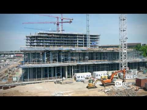The Wharf DC - OxBlue Time-Lapse Video