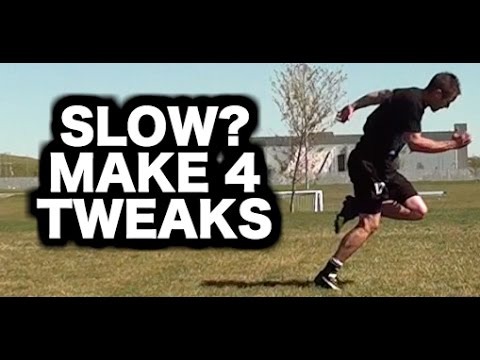How to sprint faster | Proper sprinting form | Sprint technique and mechanics