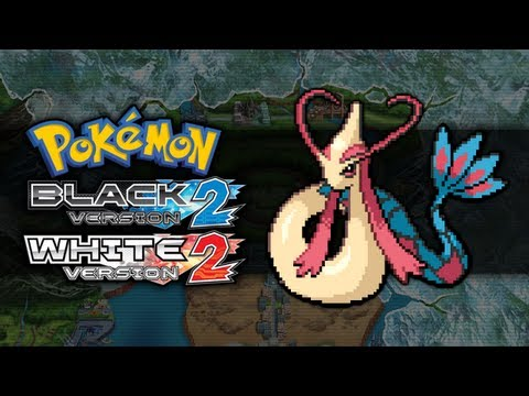 Pokemon Black 2 and White 2 | How To Get Milotic