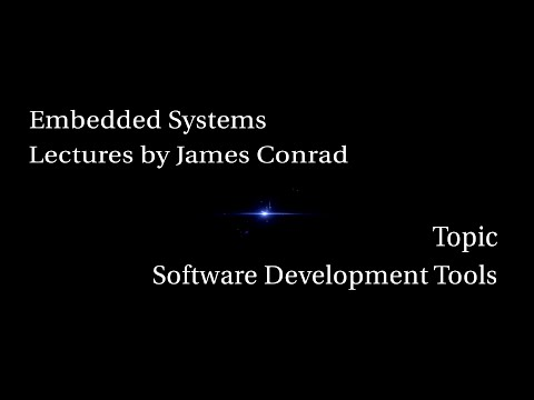 Embedded Systems:  Renesas Software Development Tools