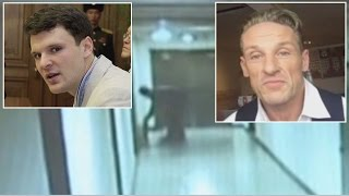 Roommate Believes Otto Warmbier Was Set Up by North Korea
